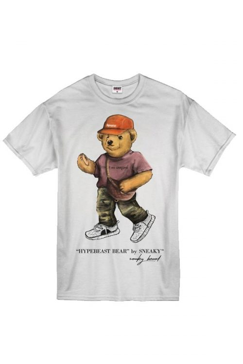 Sneaky EXCLUSIVE Hypebeast Bear T-Shirts