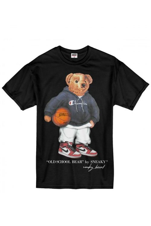 Sneaky EXCLUSIVE Old School Bear T-Shirts