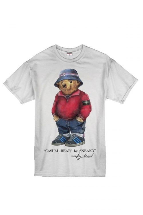 Sneaky EXCLUSIVE Casual Bear T-Shirts