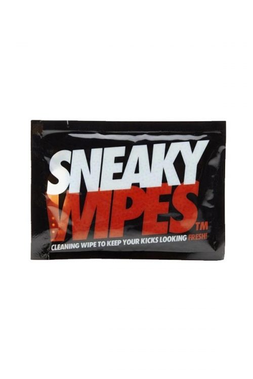 Sneaky Wipes - Cleaning cloth for shoes and sneakers - one package